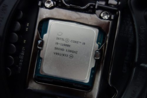 Intel Core i9-11900K hits a huge 7.3GHz overclock – but past CPUs have done better