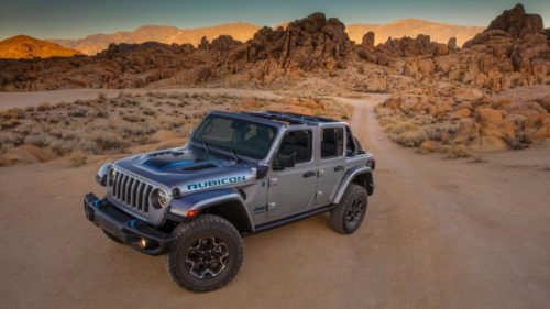 2021 Jeep Wrangler 4xe first drive review