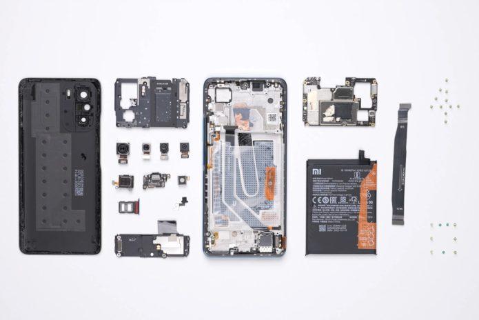 Redmi K40 and Redmi K40 Pro teardown video reveals Xiaomi's LiquidCool Technology heat dissipation solution and modular camera hardware