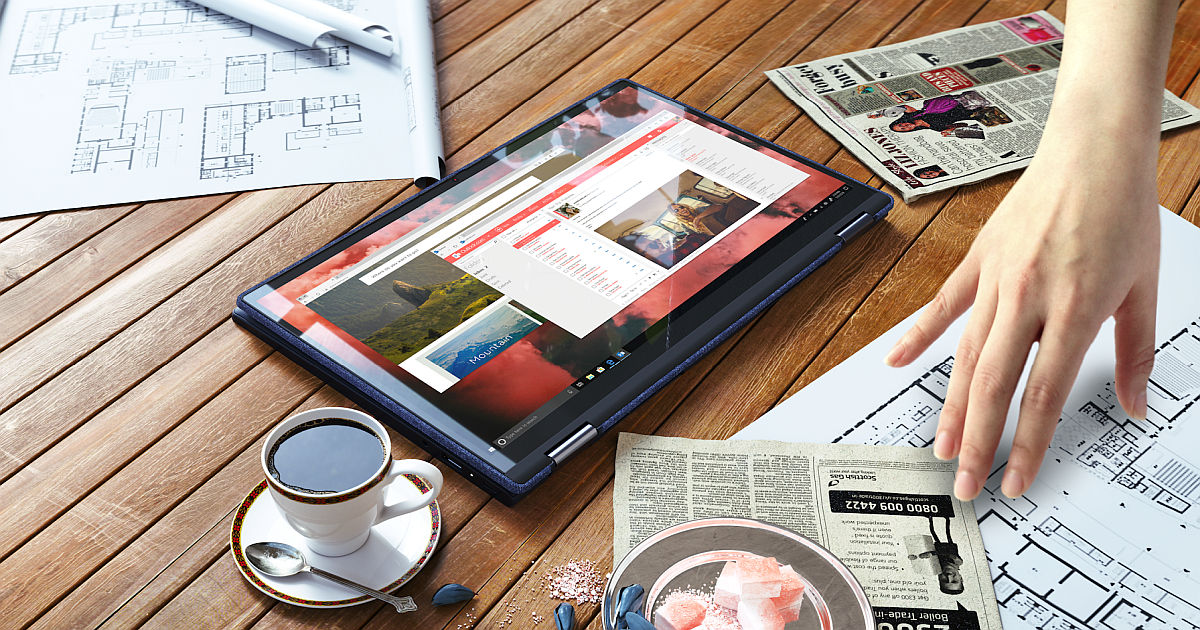 Lenovo Yoga 6 convertible laptop launched in India: Price, specifications, sale date, and more
