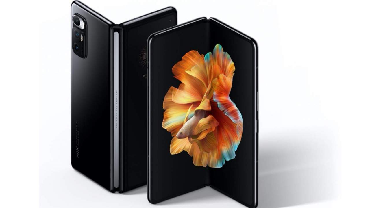 Xiaomi Mi Mix Fold is foldable Android with a very special camera