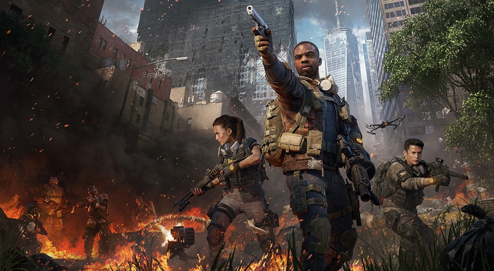 A master agent's guide to skills and perks in The Division 2