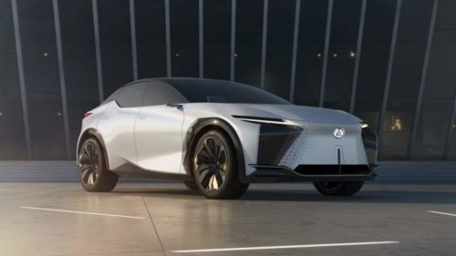 Lexus LF-Z Electrified Concept is the EV crossover it desperately needs