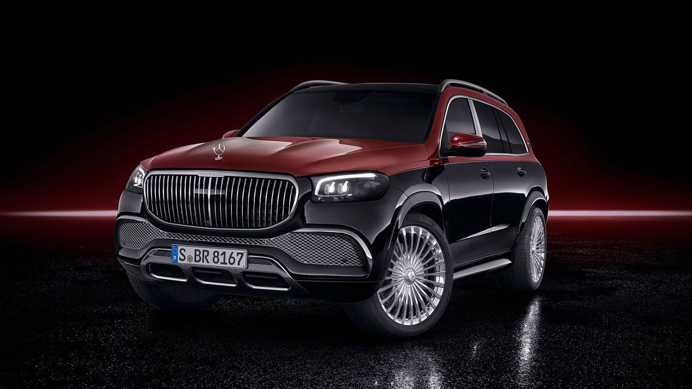 2021 Mercedes-Maybach GLS600 review