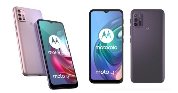 The Moto G10 Power is officially coming soon with a huge battery on deck