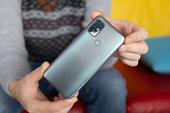 Moto G60 New Appeared: 6000mAh Battery, 120Hz Screen