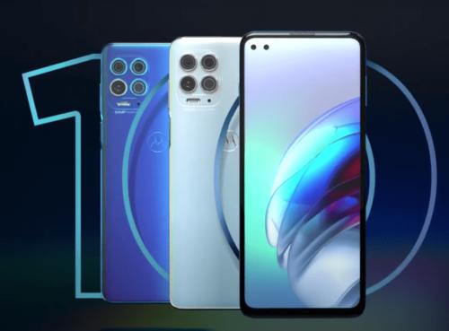 Motorola Moto G100 5G now official