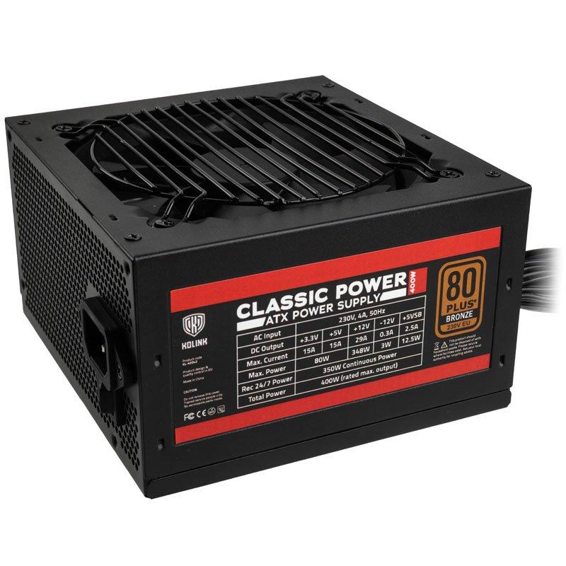 Kolink Classic Power 400 W Review