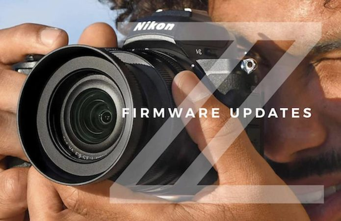 New Firmware Updates Released for Nikon Z50 and D780