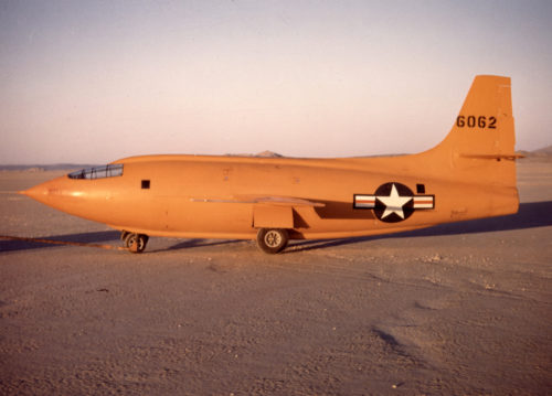 Going Direct: Two Degrees Of Separation From Chuck Yeager