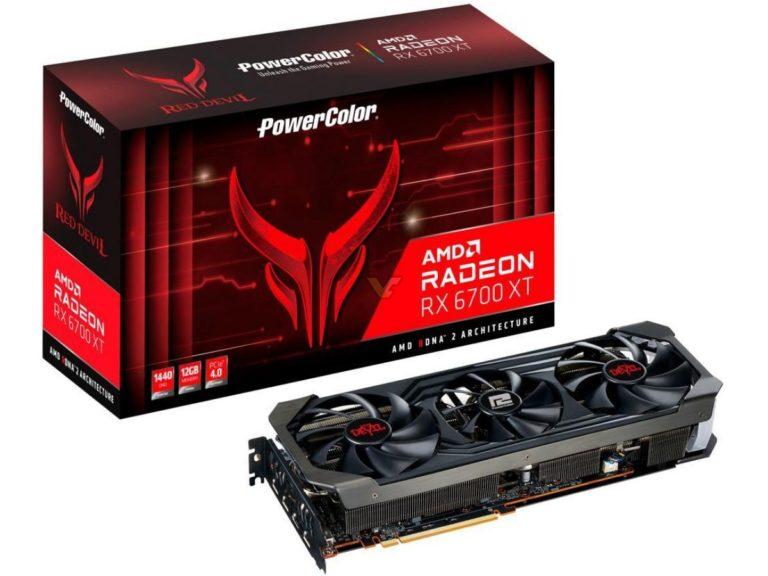 PowerColor RX 6700 XT Red Devil Review