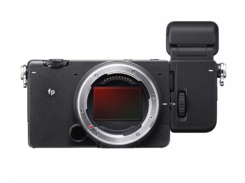Sigma FP L is a 61MP version of the world's smallest full-frame camera