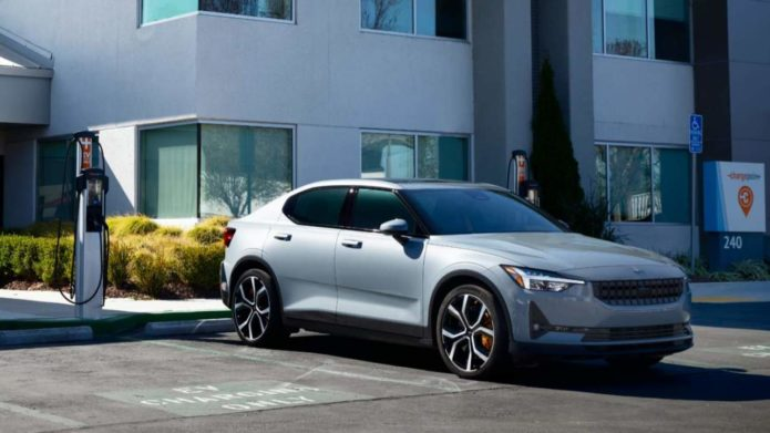 This Polestar ChargePoint app should make EV charging a little easier