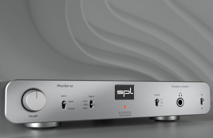 SPL Phonitor se Review