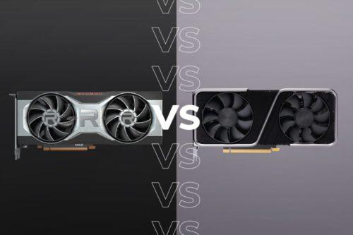 AMD Radeon RX 6700 XT vs Nvidia GeForce RTX 3070