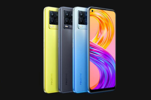 Check out our Realme 8 Pro key features video