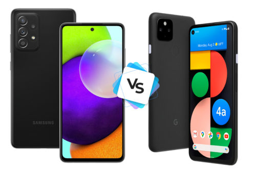 Samsung Galaxy A52 5G vs Google Pixel 4a 5G: early comparison