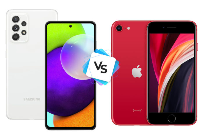 Samsung Galaxy A52 5G vs iPhone SE (2020): preview and expectations