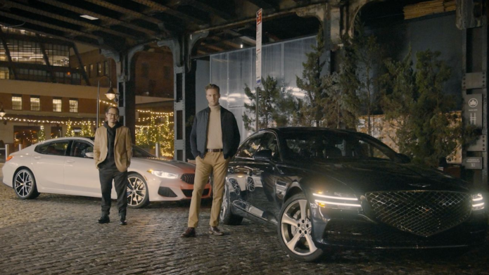 Changing of the Guard: Genesis G80 vs. BMW 840i