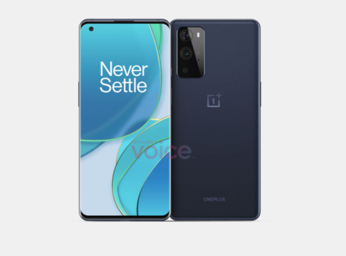 OnePlus 9 colors leak reveals a range of chilly shades