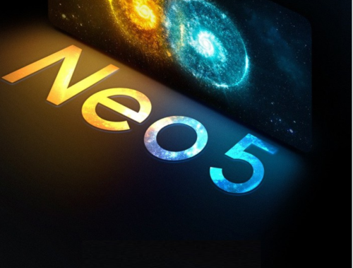 iQOO Neo5 video ads tout its high-quality screen, protective cases unveiled