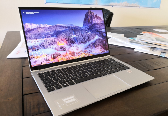 The HP EliteBook x360 1040 G7 is one of the best convertibles money can buy if you don't care about its weak UHD graphics