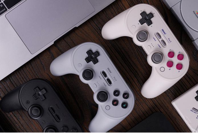 8BitDo Pro 2 controller looks like a mobile gamer's dream pad