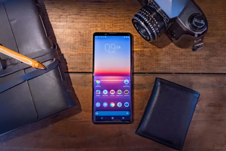 A Great Sony Alpha Companion Device: Sony Xperia 1 II Review