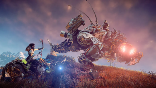 Free Horizon Zero Dawn for PS4 and PS5 headlines epic Play At Home drop