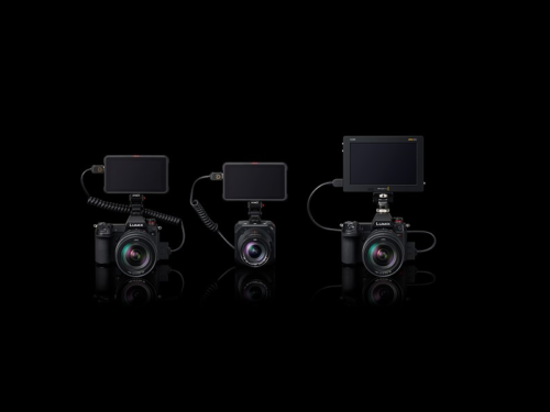 Panasonic to bring 5.9K Blackmagic Raw recording to the S1H, other features S1, S1R, S5 and BGH1 via firmware updates