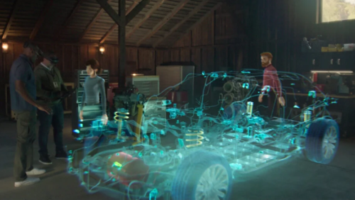 What is Microsoft Mesh? Holograms may be the future of remote collaboration