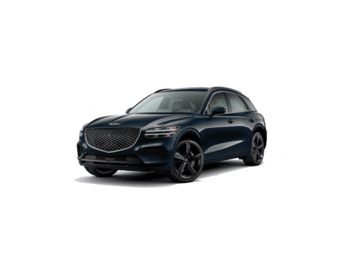 2022 Genesis GV70 U.S. Colors and Features Detailed