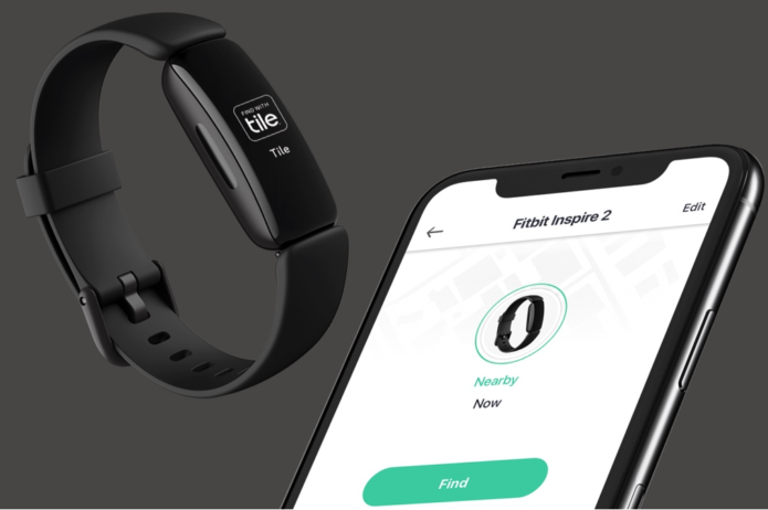 Fitbit hooks up with Tile to help you find your tracker