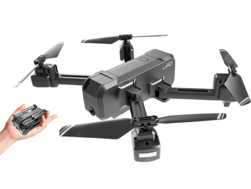 KF607 RC Drone Review: Comes with 5G WIFI FPV GPS 4K Camera