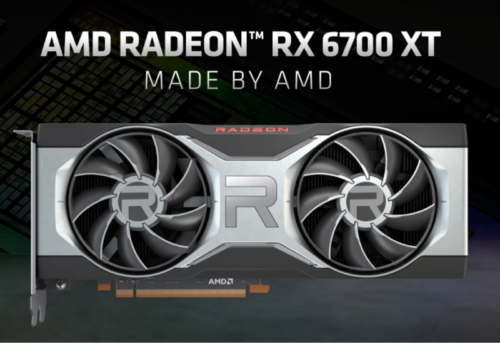 AMD Radeon RX 6700 XT revealed as next 1440p GPU titan, out March 18