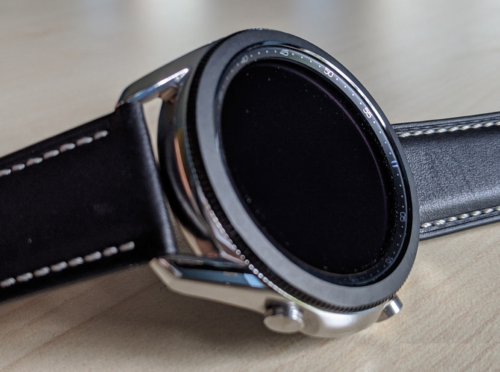 First concrete clues emerge about a new Samsung Galaxy Watch or Galaxy Watch Active running Wear OS