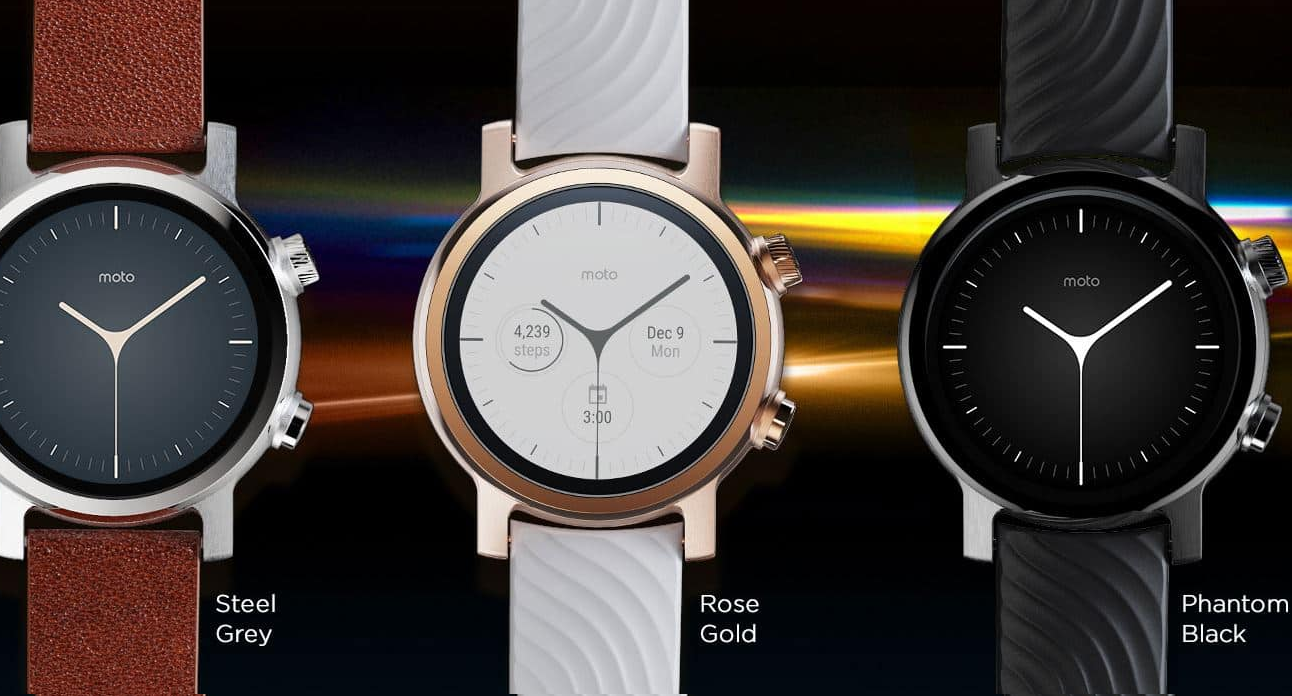 Moto 360 leak just revealed powerful Samsung Galaxy Watch 4 rival