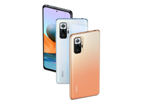Global Redmi Note 10 series debut – Note 10 Pro, Note 10, Note 10S and Note 10 5G