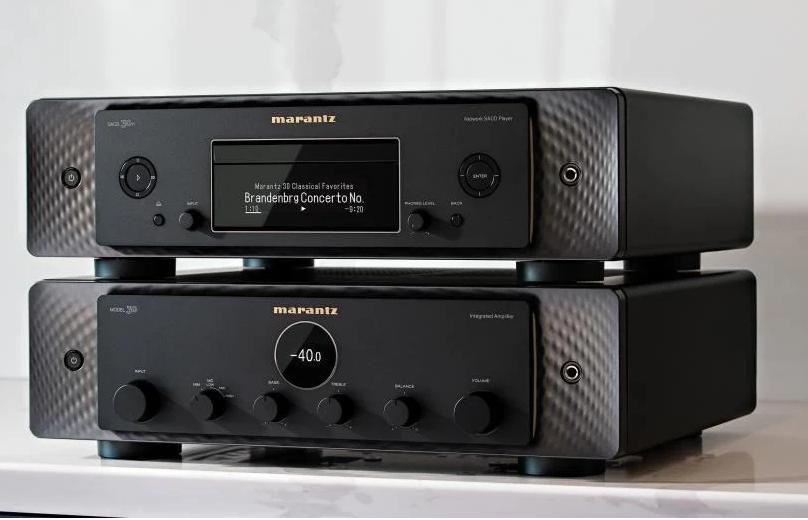 Marantz Model 30 Integrated Amp & SACD 30N Streaming Player Review