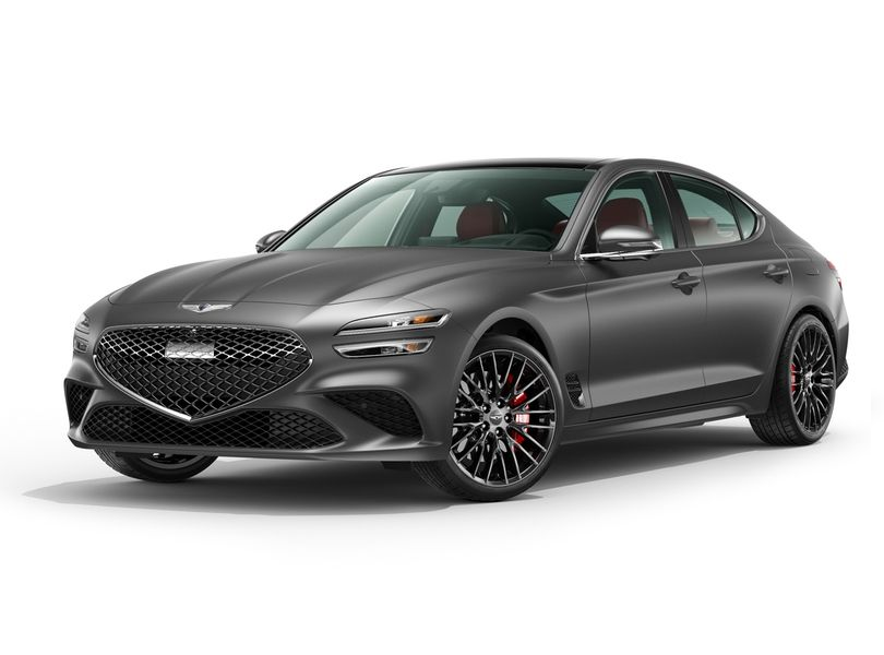 2022 Genesis G70 Shows Off Launch Edition Model for U.S.