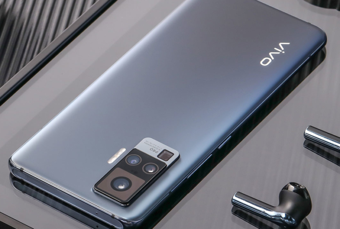 The vivo S9 is the First Phone with Dimensity 1100