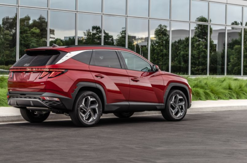 2022 Hyundai Tucson Base Price Rises by $1250, Hybrid Starts at $30,235
