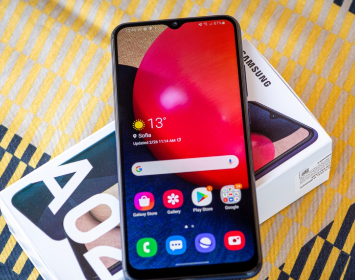 Samsung Galaxy A02s/M02s review