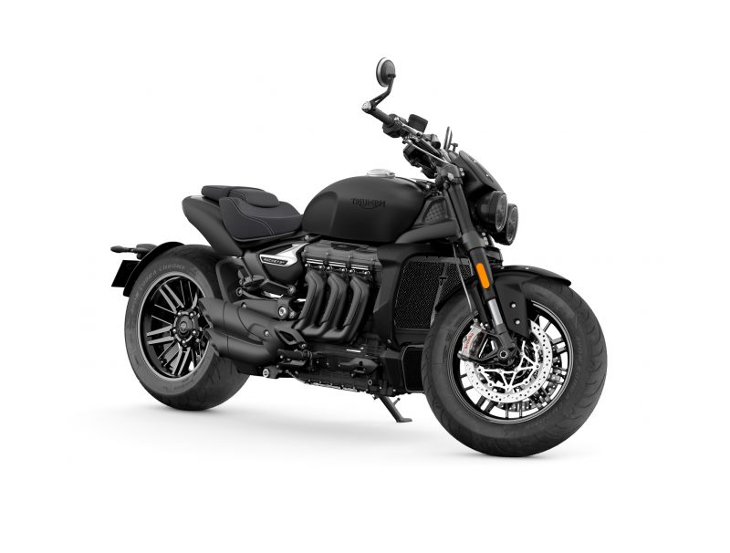 2021 Triumph Rocket 3 Special Editions First Look (7 Fast Facts)