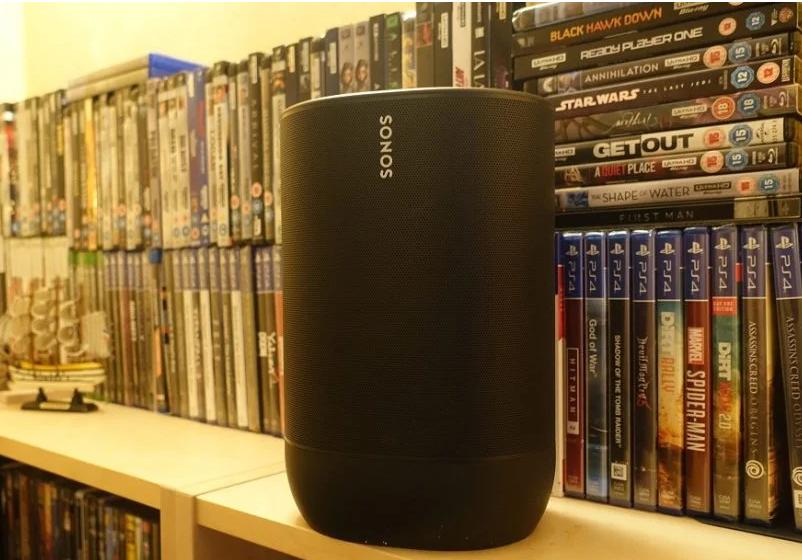 Major Sonos Move update adds this excellent Sonos Roam feature