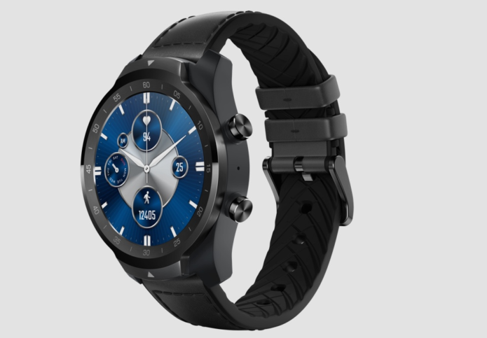 Mobvoi launches TicWatch Pro S – but we're not sure why