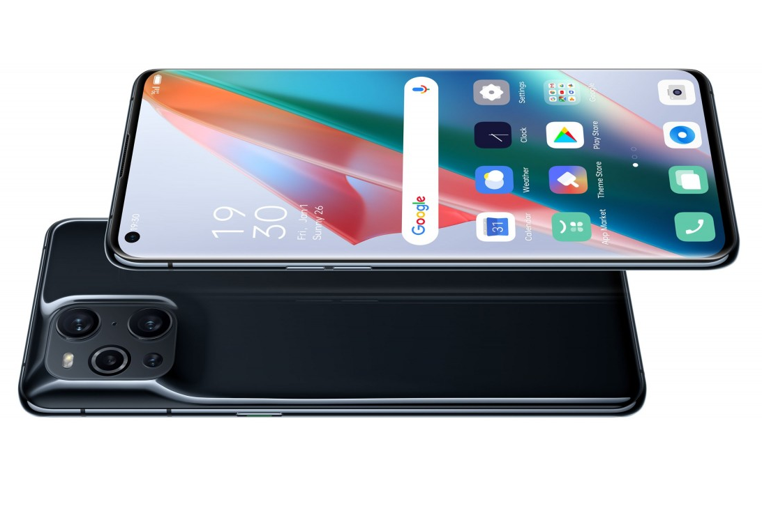 Oppo Find X3 Pro is official with two 50MP cameras and unique design