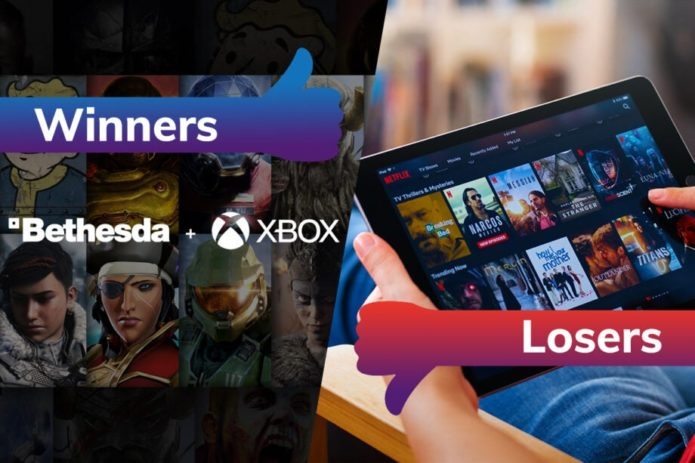 Winners and Losers: Xbox gets its PS5 destroyer, and time's up on sharing Netflix passwords