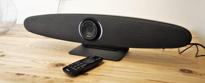 Trust Iris 4K Conferencing Camera review