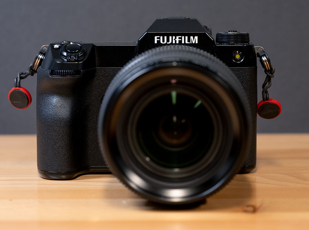 Fujifilm GFX100S review
